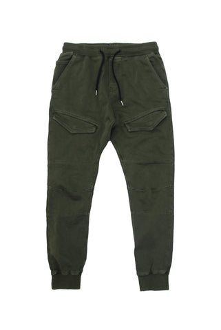 Green Dyed Jogger