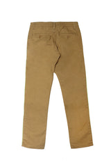 Gold Tape Twill Pant