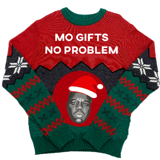 Mo Gifts No Problems Sweater