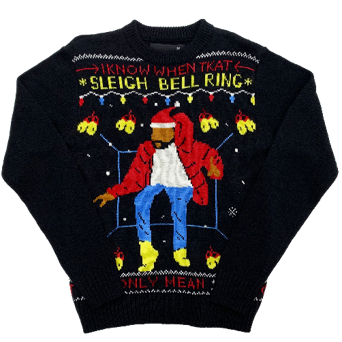 Sleigh Bell Ring Sweater