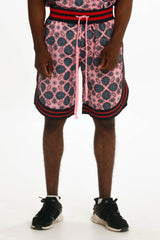 Pinkprint Athletic Short - American Stitch