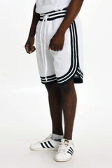 White Athletic Short - American Stitch