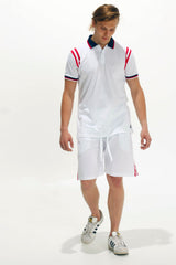 White Stripe Short - American Stitch