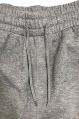 Cargo Pocket Ft Jogger-Grey
