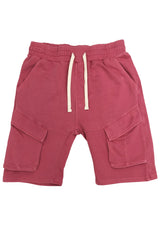 Washed Short-Pink