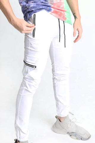White Water Zip Jogger