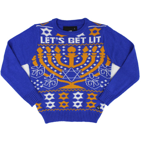 Let's Get Lit Sweater - American Stitch