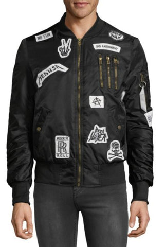 Black Rock n Roll Jacket - American Stitch