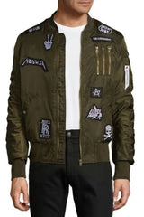 Green Rock n Roll Jacket - American Stitch