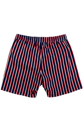Striped Short-Navy/Combo