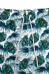 Palm Leaf Swim Short