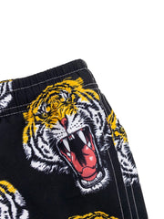 Tiger Print Swim Short