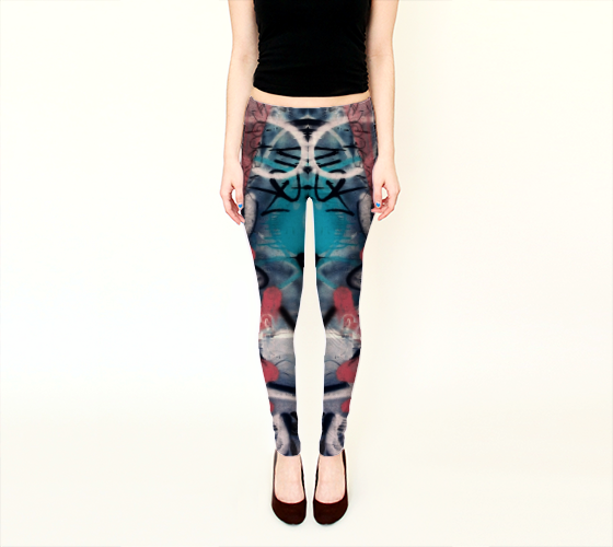 The Junction -Stretched Leggings