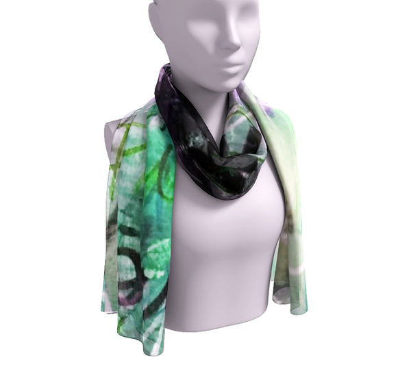 Edwards Garden Scarf