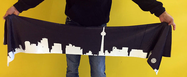 Toronto Fleece Scarf