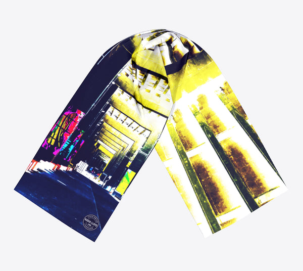 The Bentway Scarf - Gold