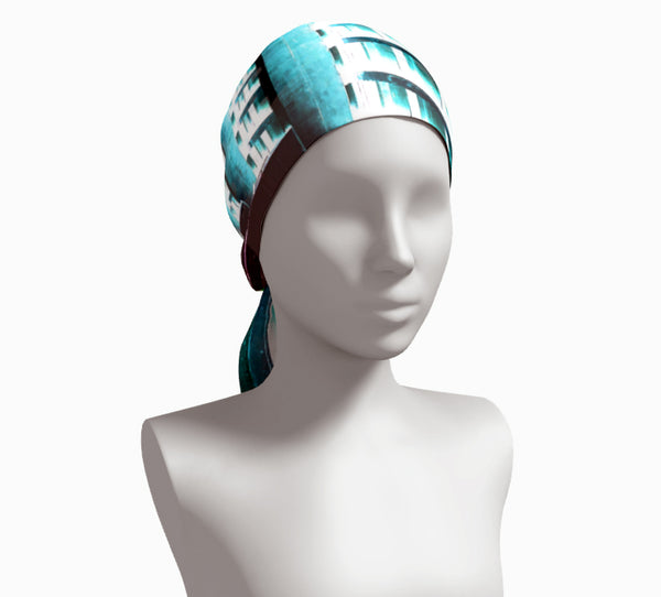 The Bentway Scarf - Teal