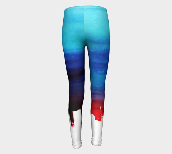 Toronto Sunset Leggings Youth