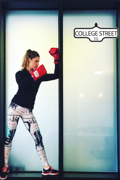 College Street - Stretch Leggings