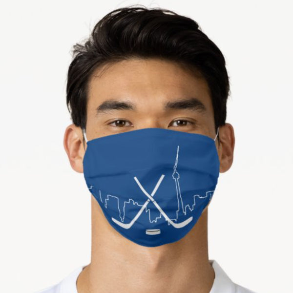 Toronto Hockey Face Mask