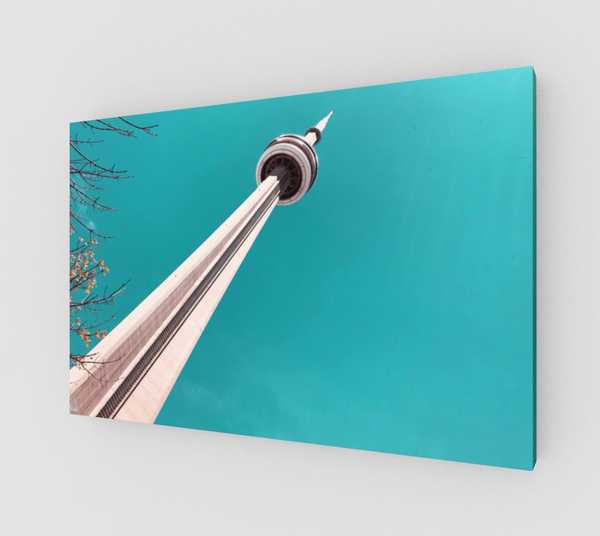 THE CN TOWER Canvas Print