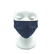 Denim Face Mask