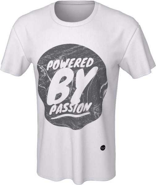 Powered By Passion - 8 colors available