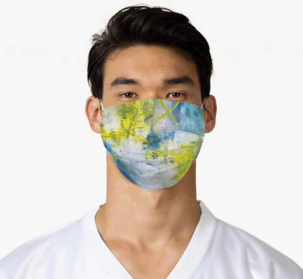 Cabbagetown Face Mask