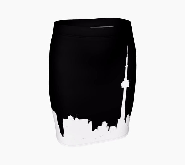 Toronto Fitted Skirt