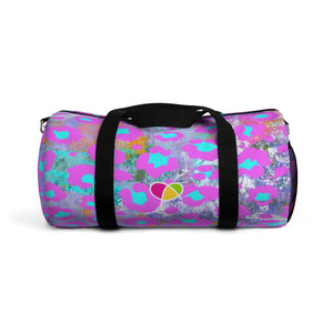 Sweet Animal Print Duffle Bag - Biglove