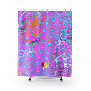 Sweet Animal Print Shower Curtains - biglove