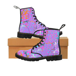 Sweet Animal Print Kids' Boots - biglove