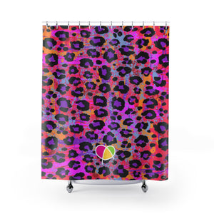 Wild Animal Print Shower Curtains - biglove