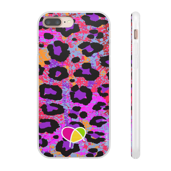 Wild Animal Print Flexi Cases - Biglove