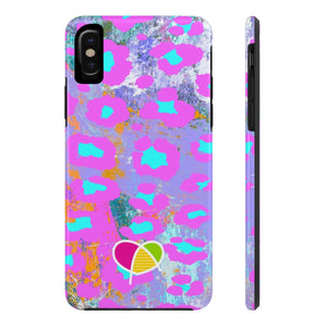Sweet Animal Print Case Mate Tough Phone Cases - biglove