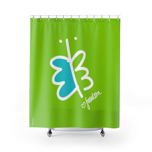 Biglove Freedom Shower Curtains - biglove