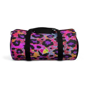 Wild Animal Print Duffle Bag - biglove