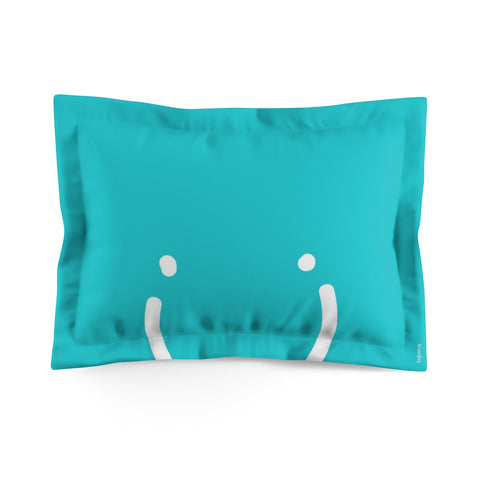 Biglove Happiness Microfiber Pillow Sham - Biglove