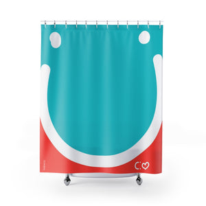 Biglove Happiness Shower Curtains - Biglove