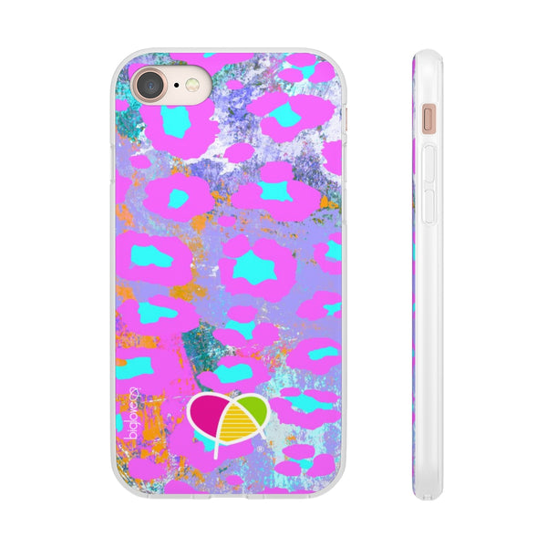 Sweet Animal Print Flexi Cases - Biglove