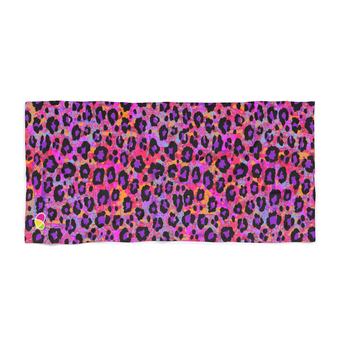 Wild Animal Print Beach Towel - biglove