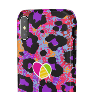 Wild Animal Print Snap Cases - biglove