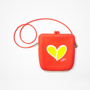 Silicone Purse for Girls - Biglove
