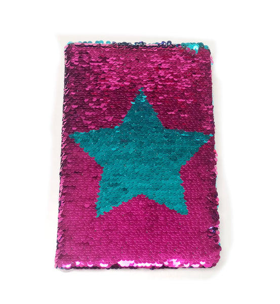 Reversible Sequin Journal - biglove