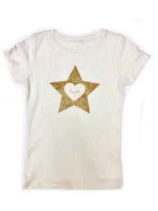 Girls Short Sleeve T-Shirt - biglove
