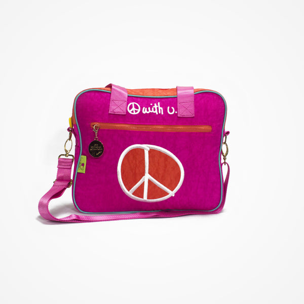 Messenger Bag Love & Peace - biglove