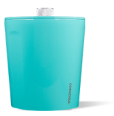 Personalized Ice Bucket Gloss Turquoise
