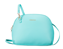 Lunch Box Adair Crossbody Turquoise