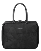 Corkcicle Baldwin Boxer Lunch Bag Black Camo