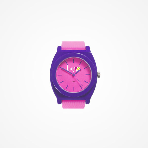 Watch for Girls Magenta | Purple - Biglove